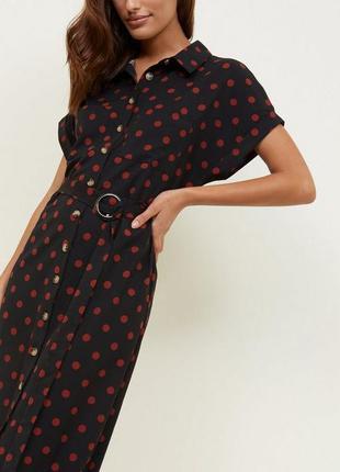 Очень красивое платье- рубашка