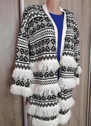 Тёплый свитер, кофта, кардиган