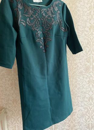 Шикарное платье р 50