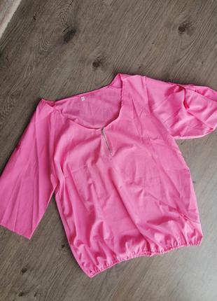 Блуза 🌸🌸🌸рукав регулірується 💃