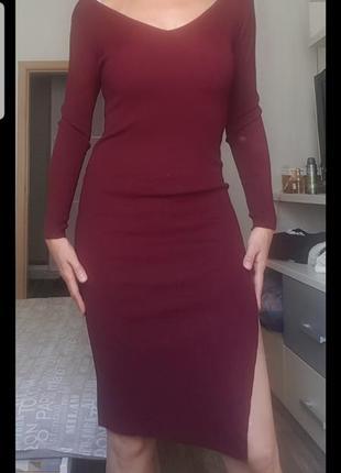 Эффектное платье италия