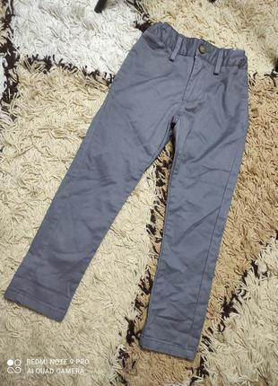 Строгие брюки, костюмные штаны на 3-4 года