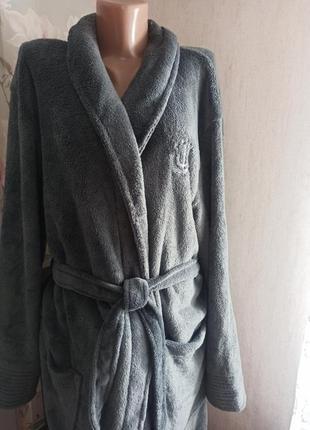 Шикарный мужской махровый халат miomare германия l(52-54)