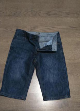 Шорти джинсовие 140см