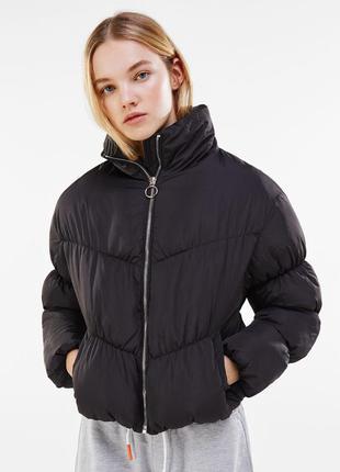 Распродажа ❗️❗️ дутая куртка пуховик bershka