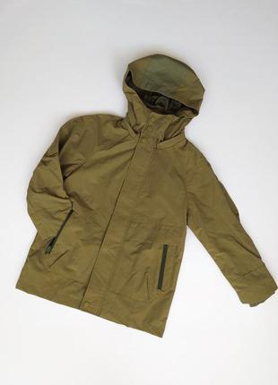 Детская демисезонная курточка на мальчика zara