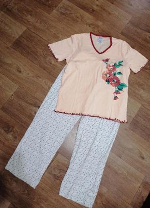 Пижама костюм для дома и сна