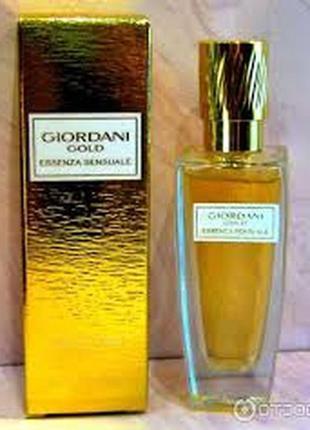 Парфюмерная вода giordani gold essenza sensuale