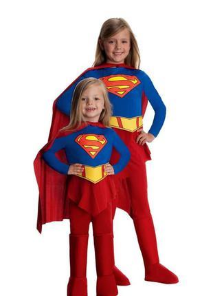 Комбинезон супергерл supergirl