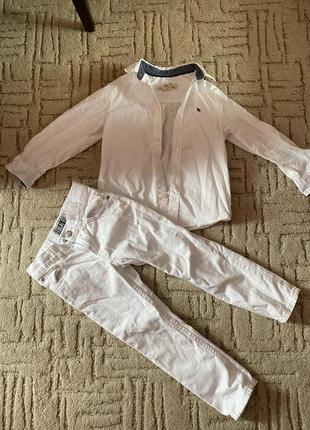 Набір сорочка + штани нм 4-5 років для хлопчика