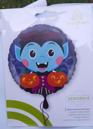 Шар фольгированный на хеллоуин