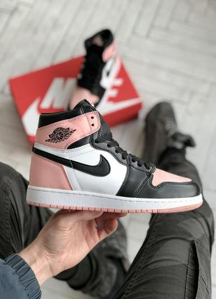 Nike air jordan 1 retro high og nrg rust pink!!