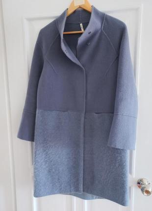 Пальто шерсть chiago демисезонное