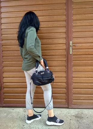 Фирменная брендовая сумка  roberto caballi, just cavalli оригинал