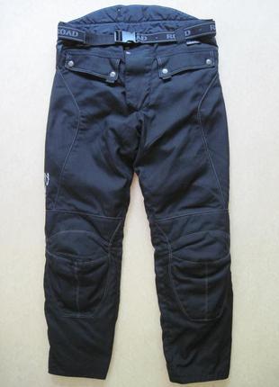 Мото штаны polo road, размер l
