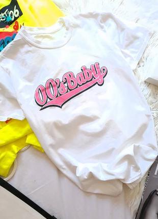 Футболка 00's baby