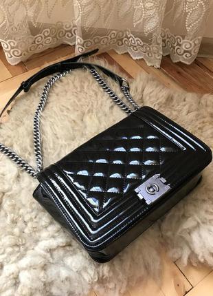 Сумка женская на цепочке,сумка кросбоди,женская сумочка большая сумка zara сумочка