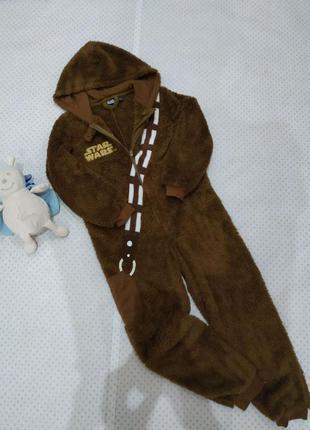 Кигуруми, пижама star wars  в идеальном состоянии  на рост 140 см