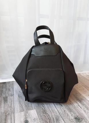 Сумка-рюкзак в стиле гуччи  gucci