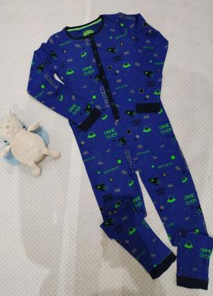 Пижама кигуруми унисекс game oyer bluezoo  на 12-13 лет,152-158 см