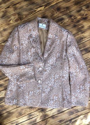 Frankenwalder укороченый пиджак