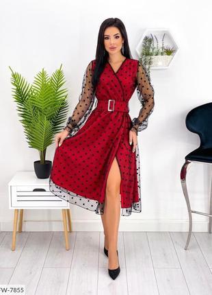Платье нарядное (50-52)