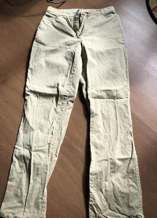 Прямі базові штани