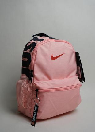 Рюкзак nike mini just do it рожевий, оригінал новий