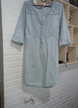 Платье тонкий джинс george