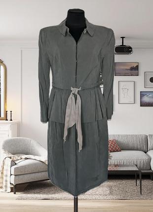 Костюм платье + жакет люксового бренда ffc