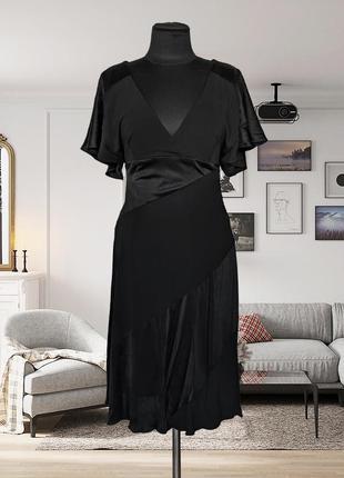 Платье трикотажное нарядное karen millen