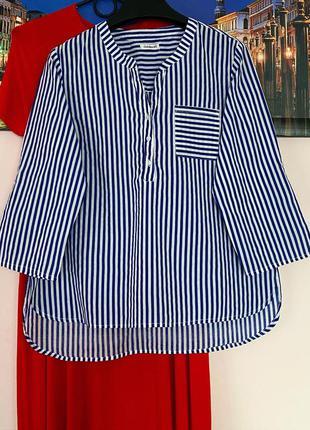 Рубашка , блуза в полоску