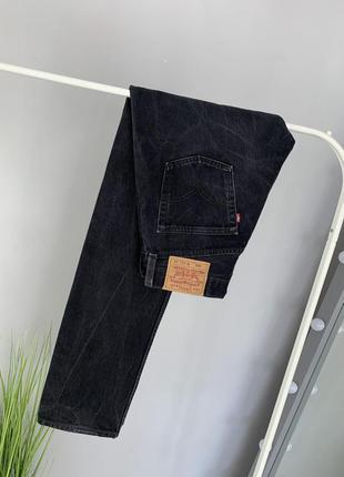 Винтажные джинсы на болтах levis 501.