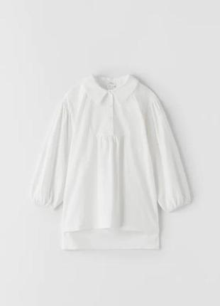 Блуза, блузка, рубашка zara р.116-152.