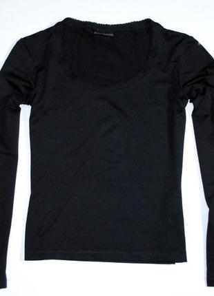 Реглан karen millen под джинсы с высокой посадкой люкс бренд германия черный оригинал m женский
