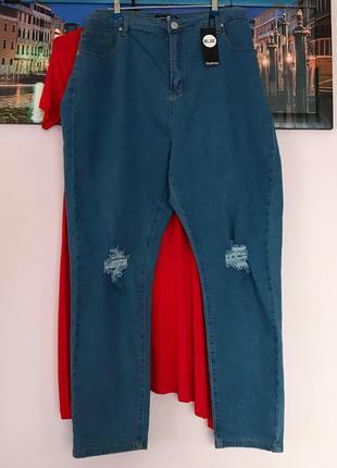 Джинси великого розміру , джинси батал