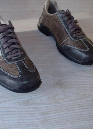 Rieker ботинки туфли