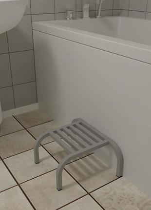 Ступенька для ванной комнаты