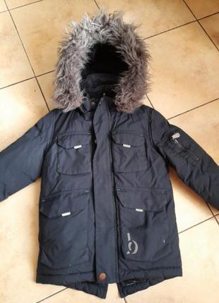 Куртка,парка зимняя baker