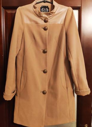 Пальто размер xs