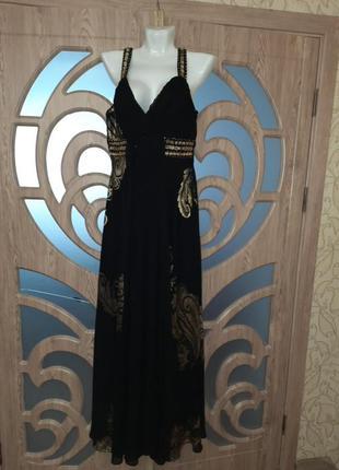 Плаття сукня вечірнє довге
