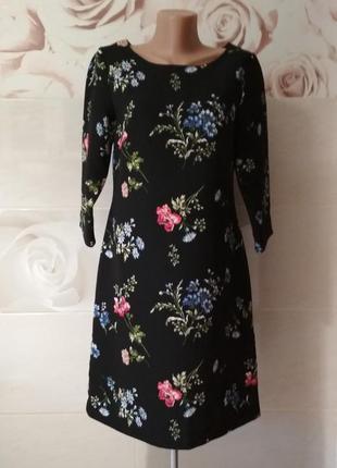 Платье laura ashley цветочный принт