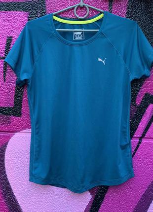 Тренировочная футболка puma run оригинал