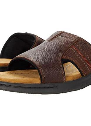 Шлёпанцы clarks hapsford slide sandal