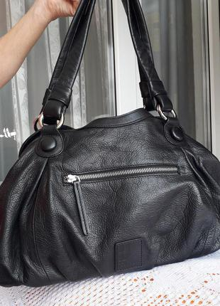 Натур.кожа🔥сумка бренда betty jackson  сумка шопер