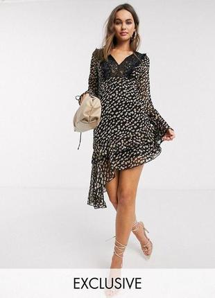 Шикарное платье 42-44 размер