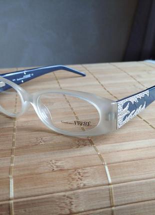 Супер цена!!! фирменная оправа под линзы,очки оригинал gf.ferre gf36101 новая