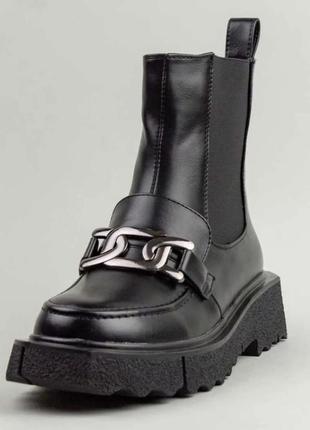 Ботинки бабочка g167