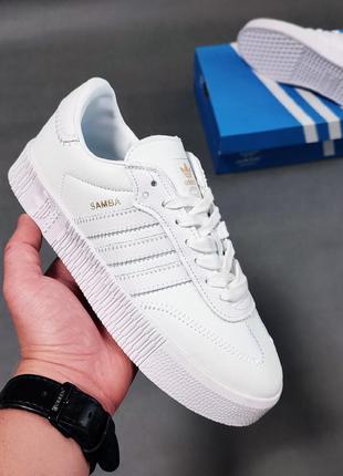 Женские кроссовки adidas samba 💐