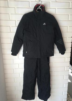 Костюм комбинезон лыжный  утеплённый adidas